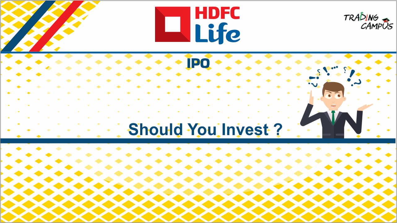 Hdfc standard life insurance co ltd ipo allotment date