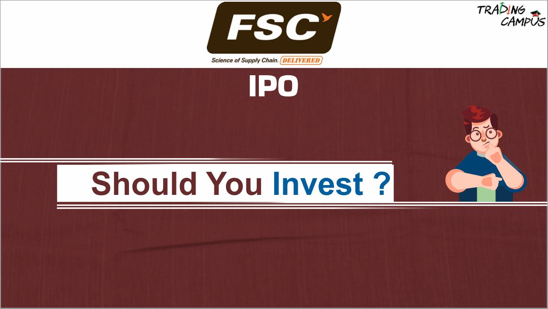 Future Supply Chain Solutions Ltd IPO
