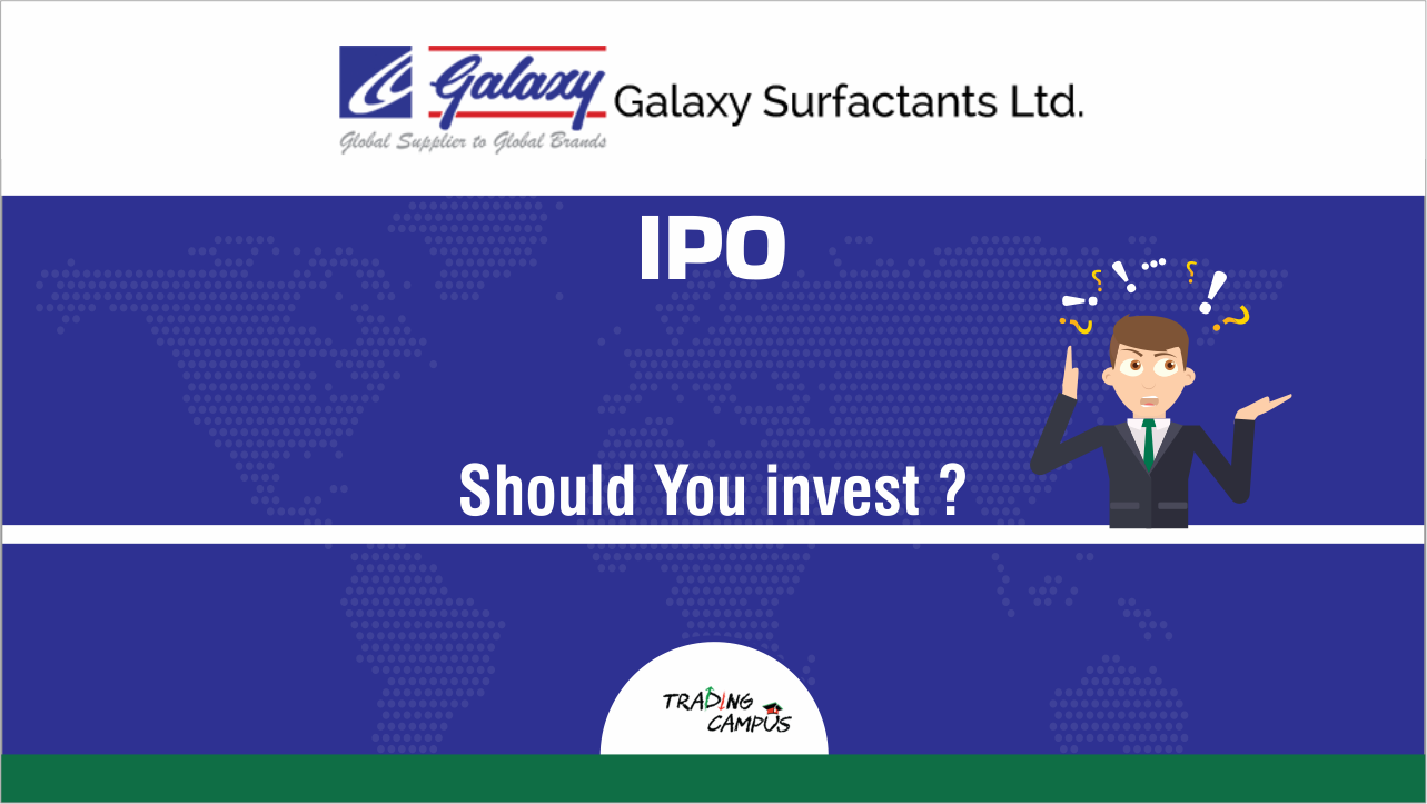 Galaxy surfactants ipo date