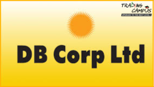 DB Corp share price target